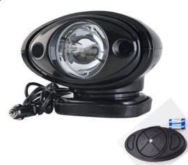 HID船用探照灯,车载勘察灯,无线遥控灯, 搜索灯  游艇灯 车载遥控探照灯