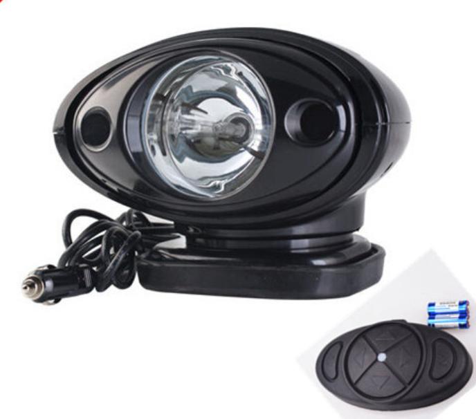 HID船用探照燈,車載勘察燈,無線遙控燈, 搜索燈  遊艇燈 車載遙控探照燈