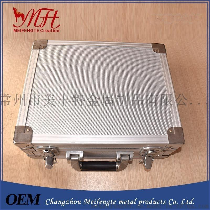 多功能五金工具箱,常州鋁箱,來圖定製鋁箱,EVA模型套裝工具箱