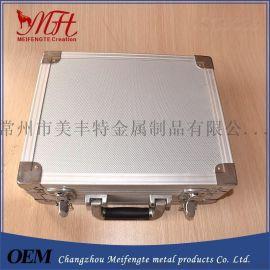 多功能五金工具箱,常州铝箱,来图定制铝箱,EVA模型套装工具箱