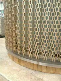 冲孔凹凸铝单板 金属装饰建材