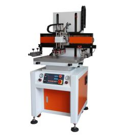电动丝印机气动转盘跑台半自动全自动丝印机