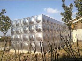 不锈钢水箱生活供水系统 定压给水 无塔供水 恒压变频供水设备