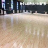 欧氏体育运动木地板施工 福建篮球场木地板厂家