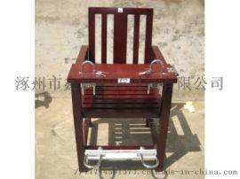 [鑫盾安防]国标不锈钢审讯椅 树脂白板钥匙型审讯桌椅XD5