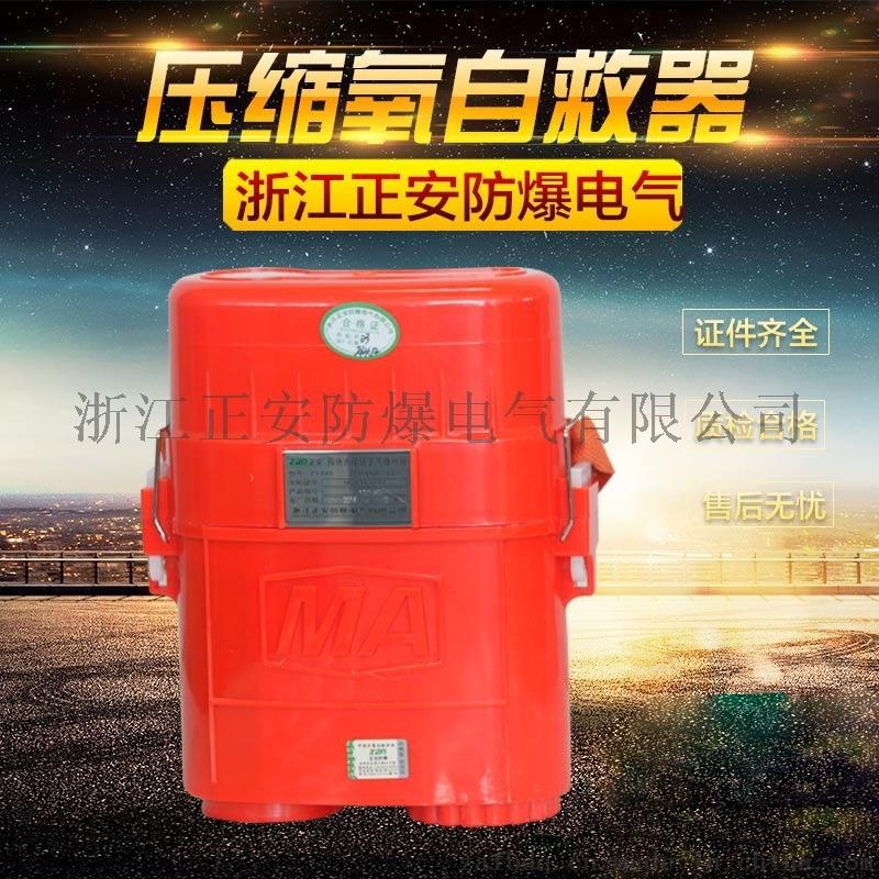 ZYX30隔絕式正壓氧氣自救器