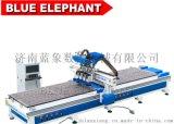 自动送料机湖南株洲蓝象1325板式家具送料一体机