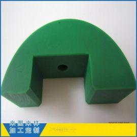 供应优质耐磨含油尼龙垫块尼龙滑块塑料滑块
