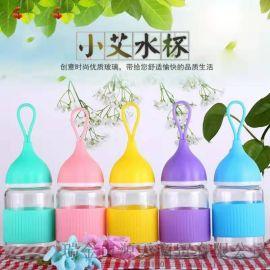 廠家直銷個性化小艾玻璃瓶