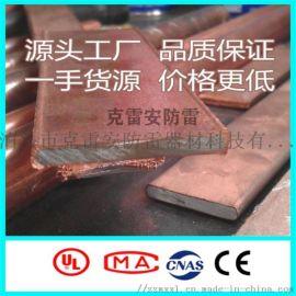 地网施工专用铜包钢扁钢扁线保量保价型号全