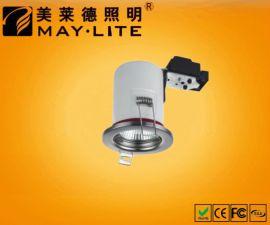 LED防火筒灯 卤素防火筒灯 JJL-1301