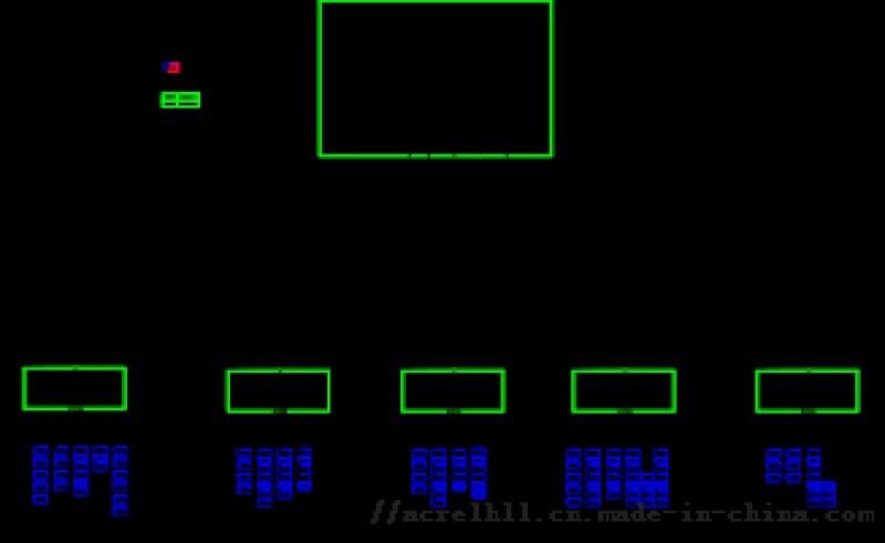 Acrel-2000电力监控系统在重庆海康威视安防产业园电力监控系统项目的应用