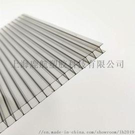 山东PC阳光板 聚碳酸酯中空板 PC耐力板厂家