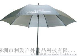 深圳太阳直杆伞直杆太阳伞定制印LOGO