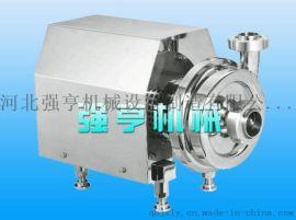 不鏽鋼食品衛生泵高揚程泵特別適用於管式殺菌、酸奶持溫設備