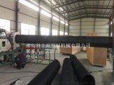 钢塑复合缠绕管设备 塑钢缠绕管设备