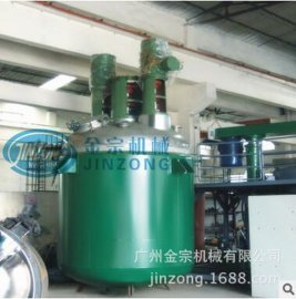 供200L电加热反应釜SUS304不锈钢化工机械化工设备
