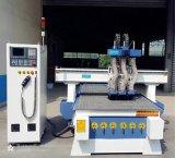 SG-1325三工序木工雕刻机全自动气动换刀数控雕刻机