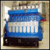 3000kw柴油發電機組價格  重能動力 四衝程中冷發電機組
