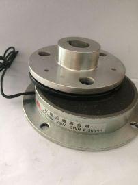 广州三威打包机电控自动MSP单法兰电磁离合刹车器组盘毂
