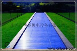 博睿D018自動遊泳池蓋 保溫蓋 安全蓋