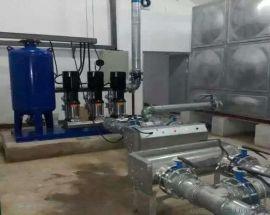 定压补水机组 专用无负压供水设备 特点