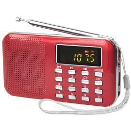 厂价直销 多功能插卡收音机迷你插卡音箱老人插卡收音机超重低音