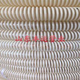 PU塑筋加强耐磨软管播种机播种管下料管耐磨PU管