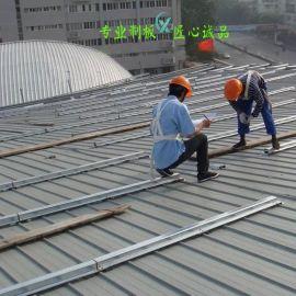 钢屋面翻新改造 体育馆屋面|钢架屋面板维修更换厂家