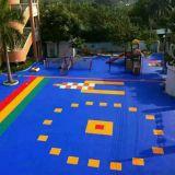幼儿园悬浮地板 幼儿园草坪 山东艺贝幼儿园玩教具厂家