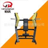 大黄蜂坐式双向推胸训练器 商用室内胸部训练 健身房运动力量器械