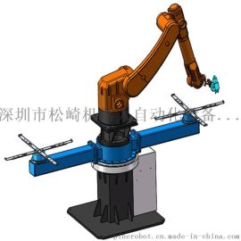 松崎SQ-1500国产六轴喷涂机器人