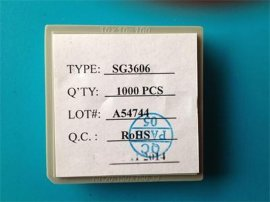 六位同步机芯 SG3606