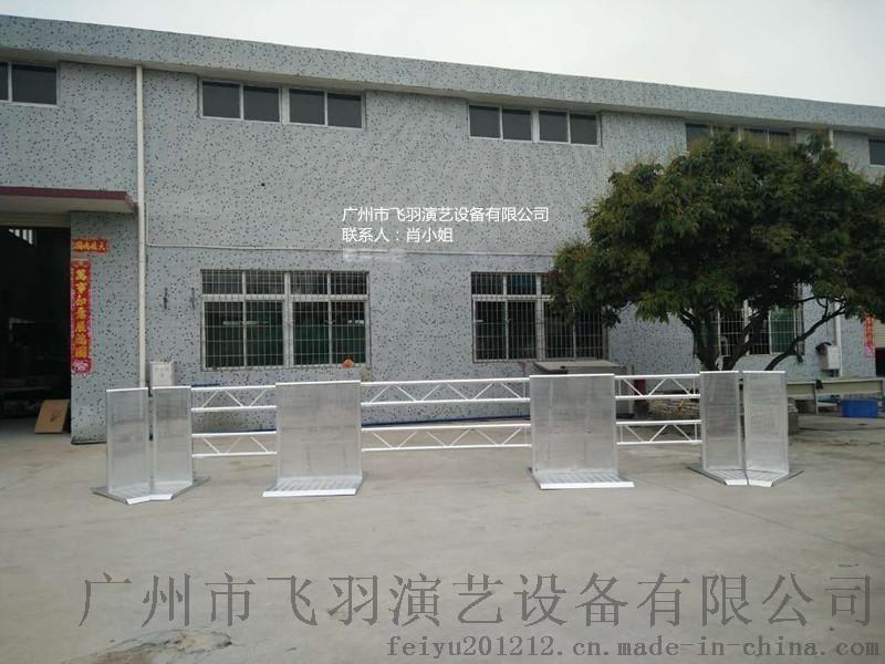 铝合金防爆栏 护栏 1.2*1*1.2m 防护隔离栏 金属隔离栏