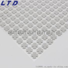 透明导热硅胶片 0.3mm硅胶绝缘片