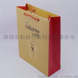 廠家高檔禮品紙盒手提袋