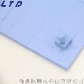 北京导热硅胶片出口 LED工矿灯导热硅胶片 导热绝缘垫片