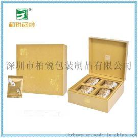 4格茶叶盒特色礼盒包装