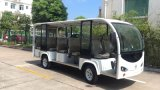 南寧14座觀光車,景區環保電動旅遊觀光車