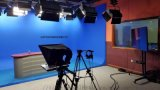 电视台新闻访谈节目制作虚拟演播室