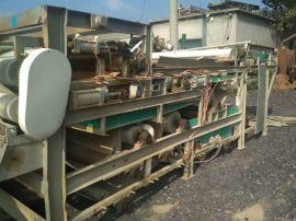 长期供应带式过滤机 二手2米3米带式污泥脱水机