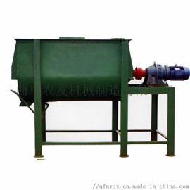大型猪饲料搅拌机 干湿草料混合机
