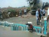 省時省力的公路水泥攤鋪機 橋面隧道攤平機圖
