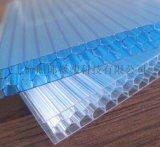PC蜂窝中空阳光板煦邱加强型蜂窝阳光板加硬阳光板