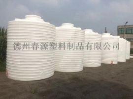 10吨塑料水塔全新PE水箱