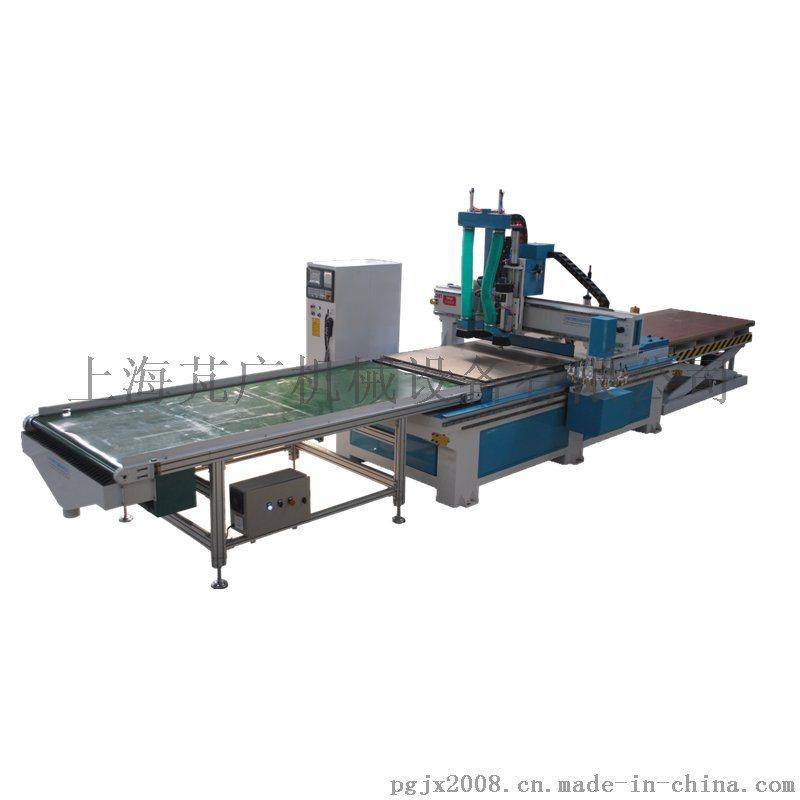 全自动木工开料雕刻机 上海雕刻机厂家