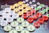 塑料四合扣(1010)
