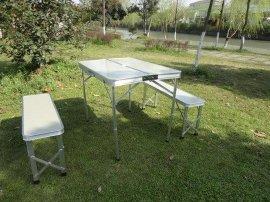 铝合金分体折叠桌(9921)