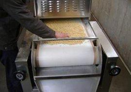 豆制品微波干燥杀菌机