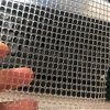 PP塑料过滤网方孔菱形孔塑料滤芯网